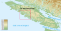 Carte localisation baie et île Nootka.png