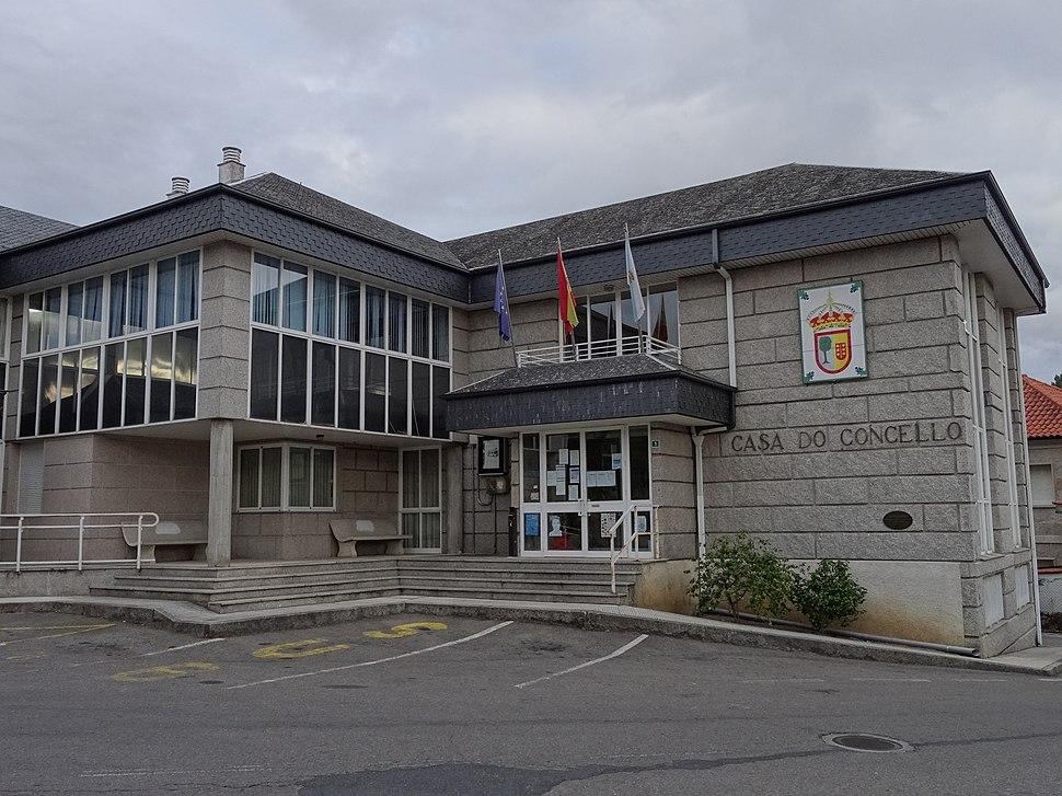 Casa do concello O Pereiro de Aguiar, Ourense