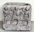 Cassa di urna con oreste perseguitato dalle erinni, in travertino, II secolo ac, da monte malbe (PG).jpg