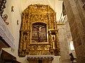 Castrillo de Duero iglesia Asuncion retablo barroco cristo siglo XVII ni.jpg