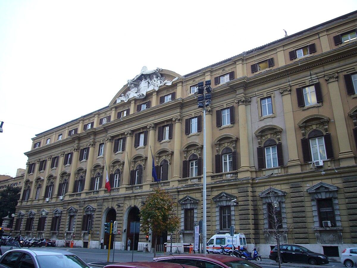 Palazzo Delle Finanze  U2013 Wikipedia