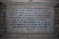 Catacombes de Paris - Plaque de fondation 1.jpg