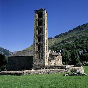 Catalan Romanesque Churches of the Vall de Boí-113981