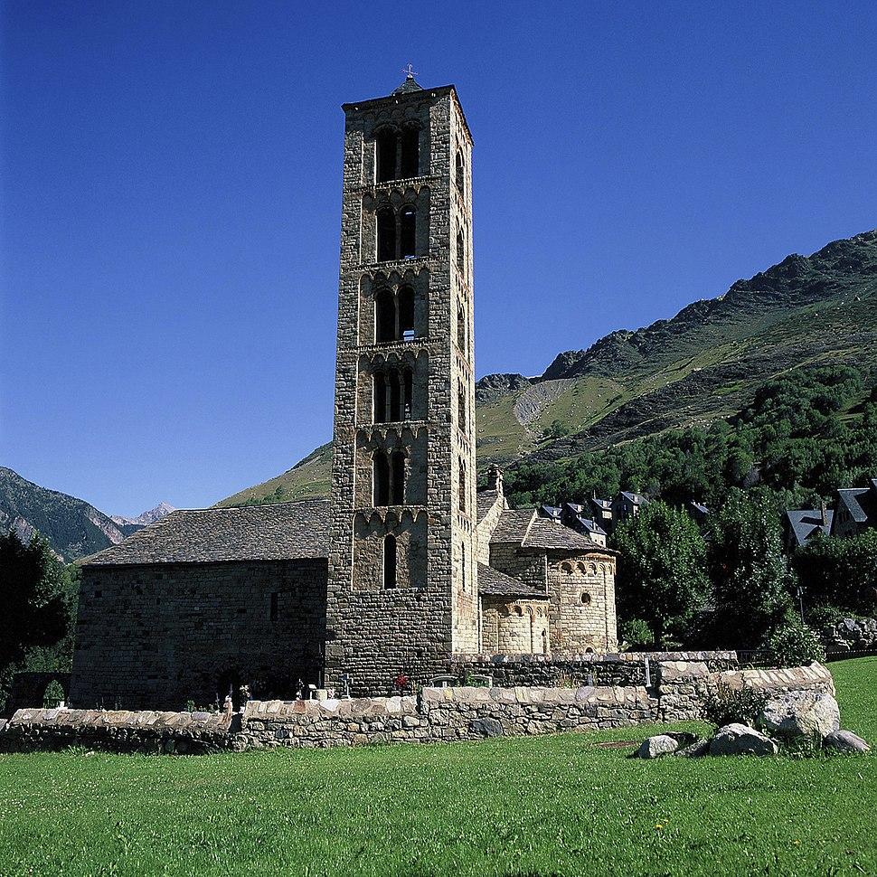 Catalan Romanesque Churches of the Vall de Bo%C3%AD-113981
