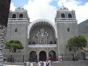 The Cathedral of Otuzco