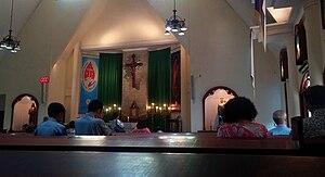Pasar Minggu - Catholic Church of Holy Family, Pasar Minggu Parish