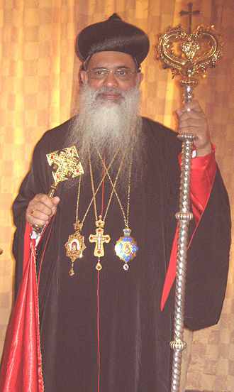 Malankara Orthodox Syrian Church - catholicos of the east and malankara metrapolitan