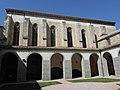 Caunes-Minervois (11) Abbaye 06.JPG