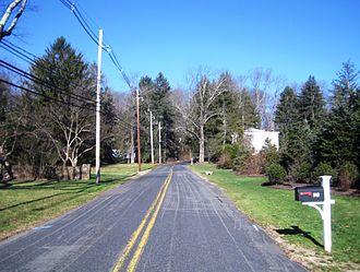 Cedar Grove, Mercer County, New Jersey - Cedar Grove as seen in December 2015