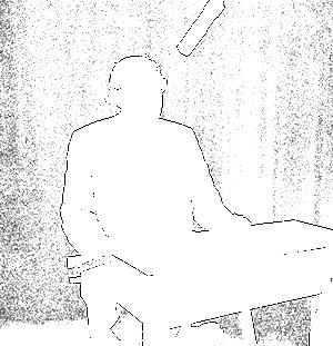 C. Buddingh' - Kees Buddingh' in 1967