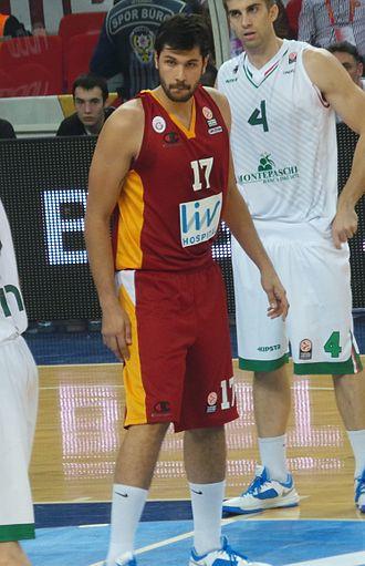 Cenk Akyol - Akyol with Galatasaray