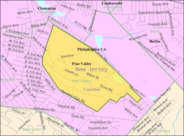 Pine Valley, New Jersey - Wikipedia
