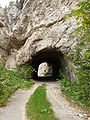 Centa San Nicolò-Valico della Fricca-old tunnel 7.jpg