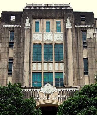 University of Santo Tomas Central Seminary Building - Central Seminary Building