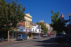 Centralia Downtown Historic District
