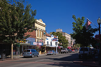 Centralia, Washington - Centralia Downtown Historic District
