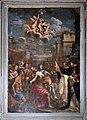 Cesare varchesi, scena della vita di san raimondo peñafort, xvii secolo.jpg