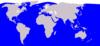 Cetacea range map Orca
