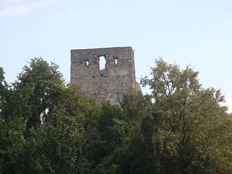 Sălaj County - Dezső Citadel in Almașu, built between 1247–1278, is one of the oldest and strongest medieval citadels in Transylvania.