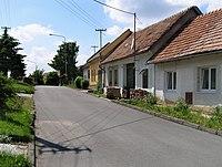 Cetechovice, side street.jpg