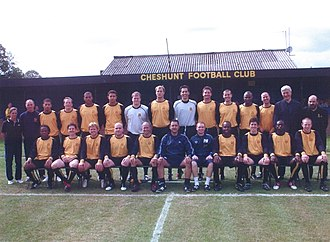 Cheshunt F.C. - The 2005–06 squad.