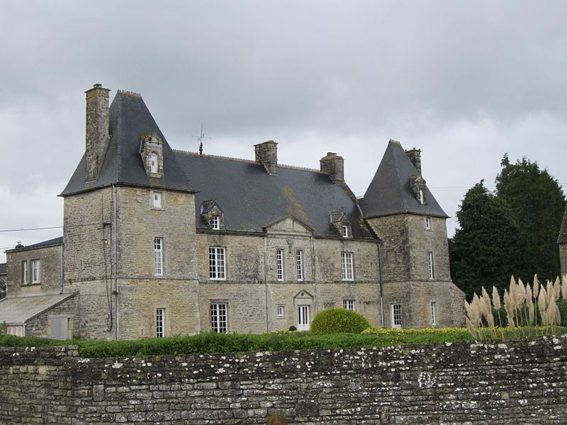 Château de Mesnildot, fr:Le Ham (Manche)