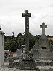 croix du cimetière de Broons-sur-Vilaine