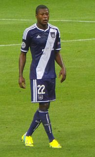 Chancel Mbemba Congolese association football player
