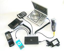 消费电子产品