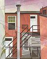 Charles Demuth - Modern Conveniences (1921).jpg