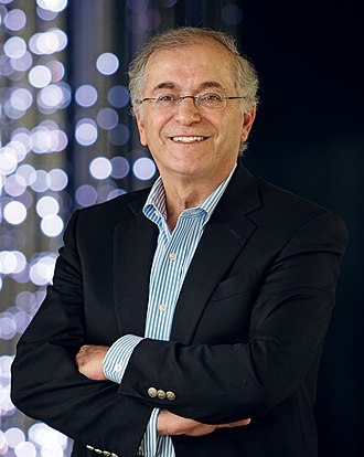 Grenoble Institute of Technology - Image: Charles Elachi in 2014