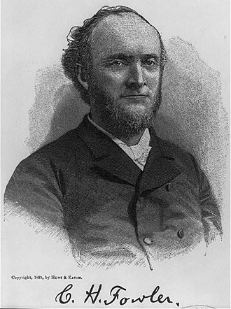 Charles Henry Fowler - Image: Charles Henry Fowler