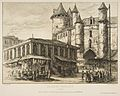 Charles Meryon, Le Grand Châtelet, 1861.jpg