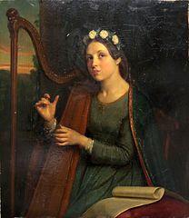 The Harp Player