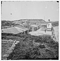 Charleston, South Carolina (vicinity). Interior view of Fort Moultrie. (Sullivan's Island) LOC cwpb.03105.jpg