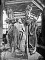 Chartreuse de Champmol (ancienne) - Puits de Moïse - Daniel et Isaïe - Dijon - Médiathèque de l'architecture et du patrimoine - APMH00020837.jpg