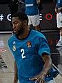 Chasson Randle 2 Real Madrid Baloncesto Euroleague 20171012.jpg
