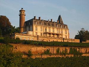 Rouffach - Isenbourg castle