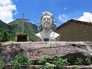 La Higuera - The Che Guevara monument