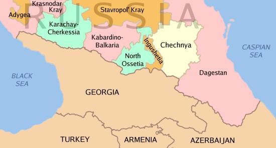 Chechnya and Caucasus