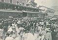 Chegada do comboio real a Regua - Ilustracao Portuguesa 74 1907.jpg