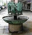 Chemnitz Straße der Nationen Brunnen Völkerfreundschaft 1.jpg