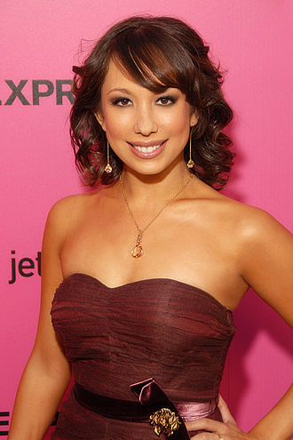Cheryl Burke - Burke in Beverly Hills, California in October 2009