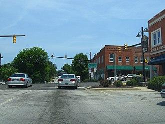 Chesnee, South Carolina - Image: Chesnee, South Carolina