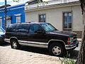 Chevrolet 1500 Tahoe LT 1998 (16450979717).jpg