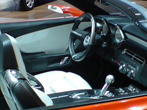 Chevrolet Camaro interior - Flickr - Alan D.jpg