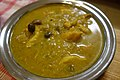 Chicken mushroom curry (9116081296).jpg