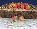 Chocolate cake with strawberries.jpg