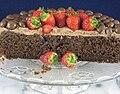 Chocolate cake with strawberries.jpg
