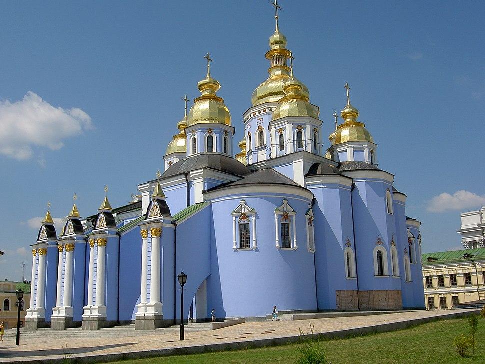 Chrám svatého Michala v Kyjevě